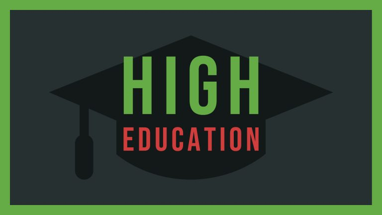 High Education Trailer