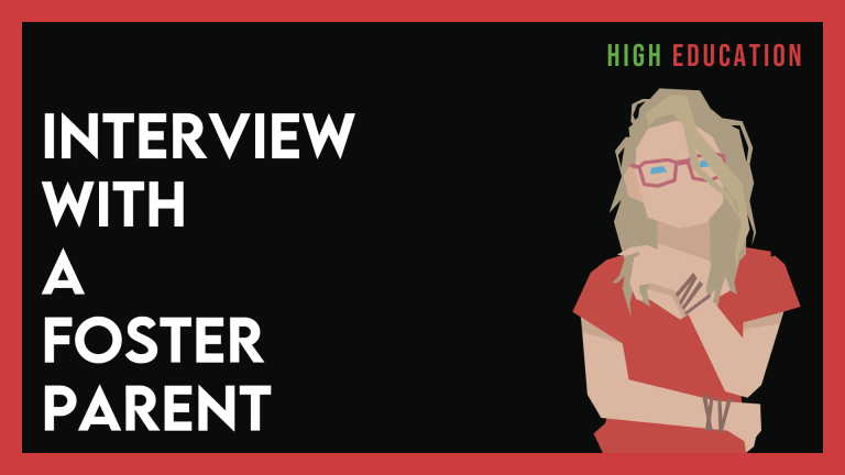 Interview with a Foster Parent (Interview) – #7