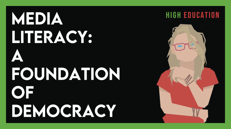 Media Literacy: A Foundation of Democracy – #9
